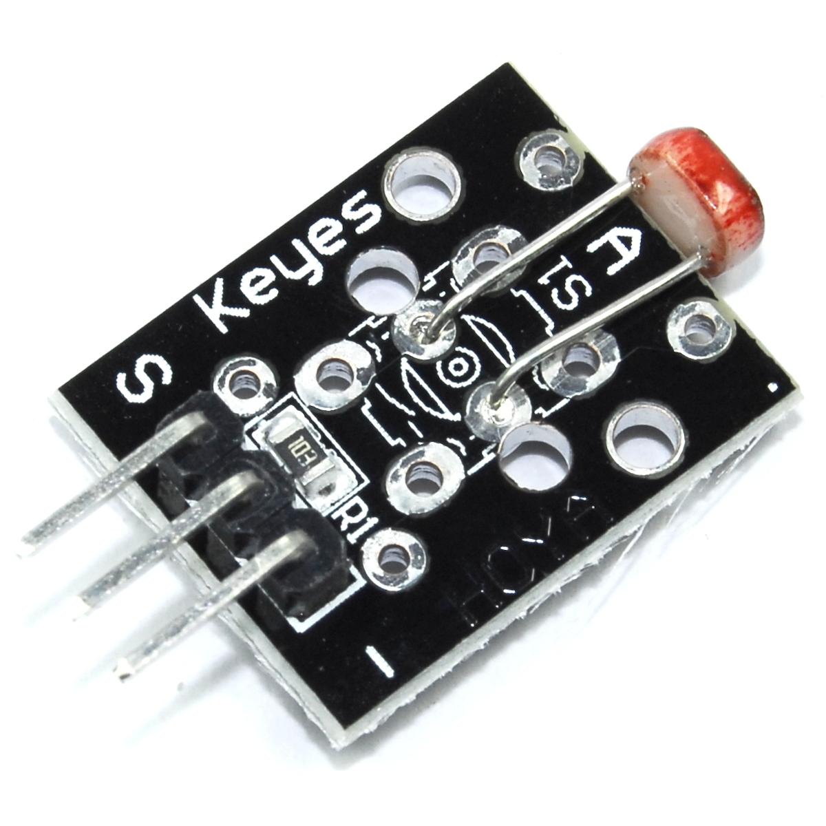 Keyes Analog LDR Sensor Module KY-018 Light Dependant Photo Ardu ...