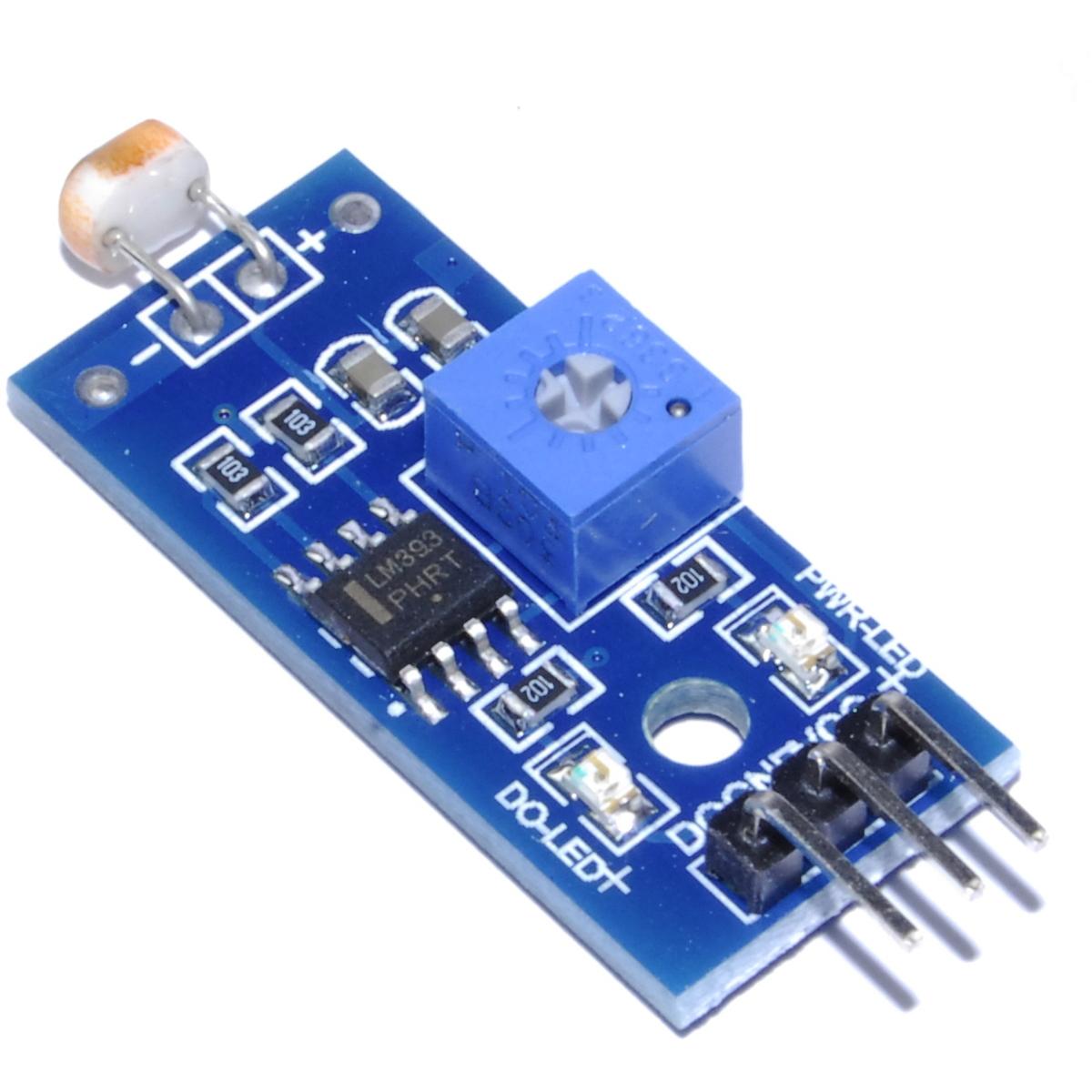 LDR Sensor Module Light Dependant Resistor Raspberry Arduino Pi Flux ...
