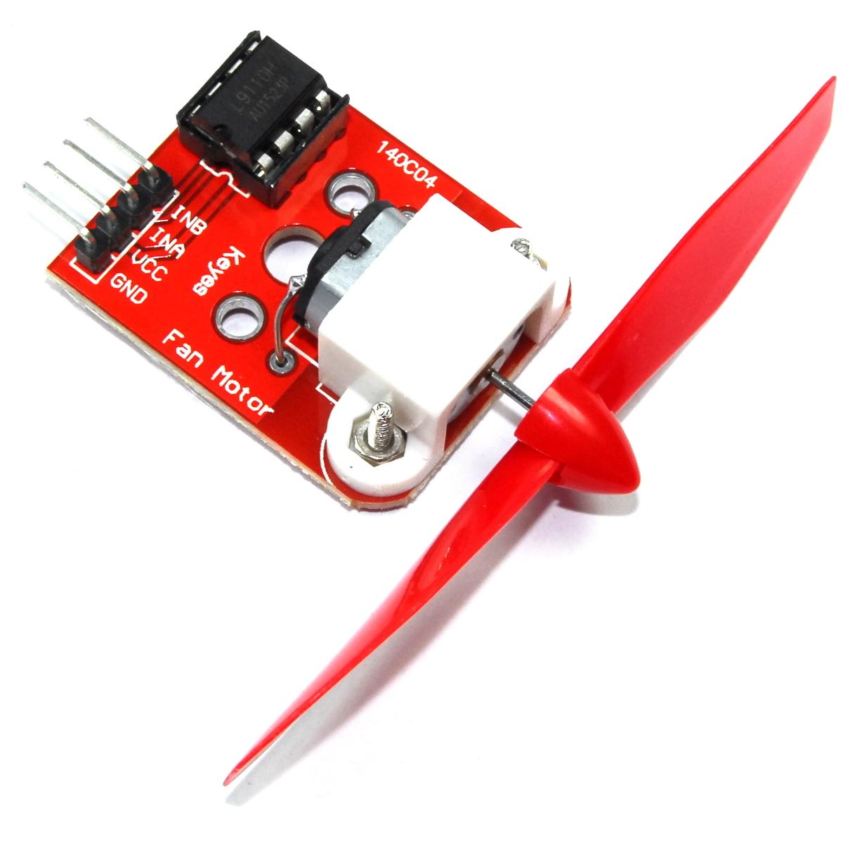 Coreless DC Motor 612 3V 6x12m Fan Blade RPM Quadcopter Flux Workshop