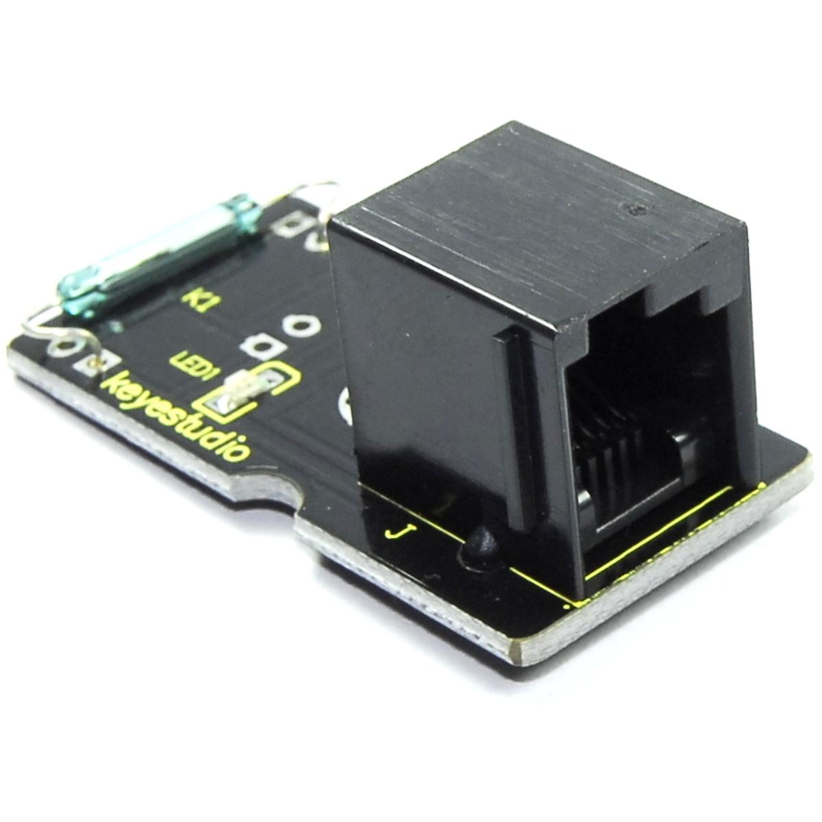 Keyestudio easy plug mini reed switch ks magnetic